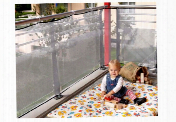 Reer Balcony Protection Net