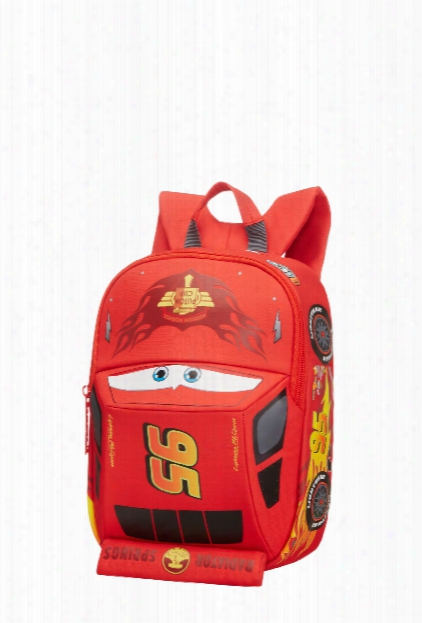 Samsonite Kids� Backpack Cars Classic 29 Cm