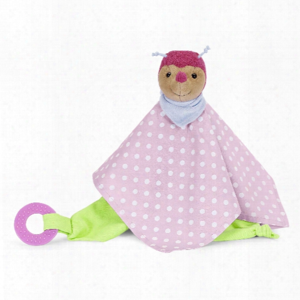 Sterntaler Cuddle Blanket With Teether