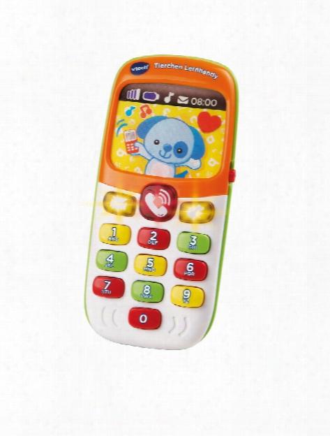 Vtech Baby Animal Learning Phone