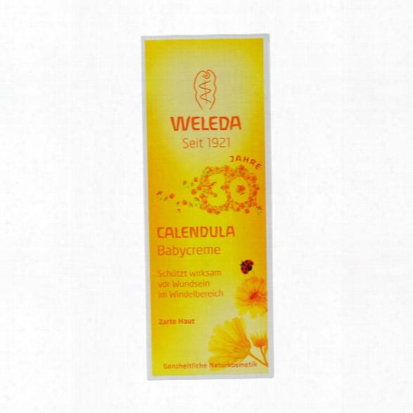 Weleda Calendula Baby Cream, 75 Ml