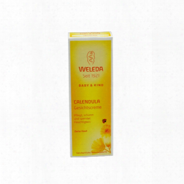 Weleda Calendula Face Cream, 50 Ml