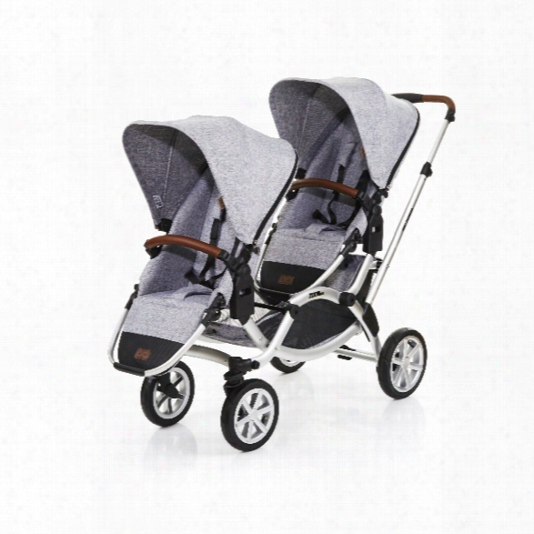 Abc-design Double Stroller Zoom Air
