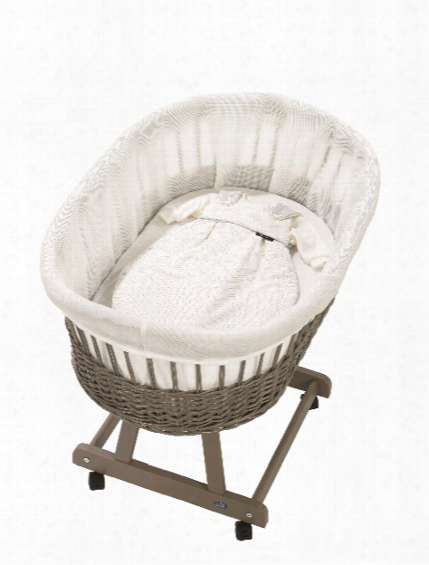 Alvi Knitted Fabric Protection For Bassinet Â�œbirtheâ��