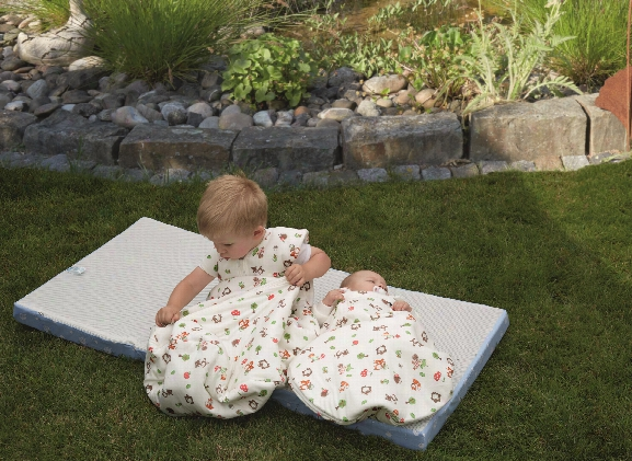Alvi Portable Crib Mattress Â�œluftikusâ��