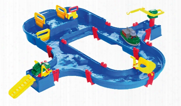 Aquaplay Water Ride Superset