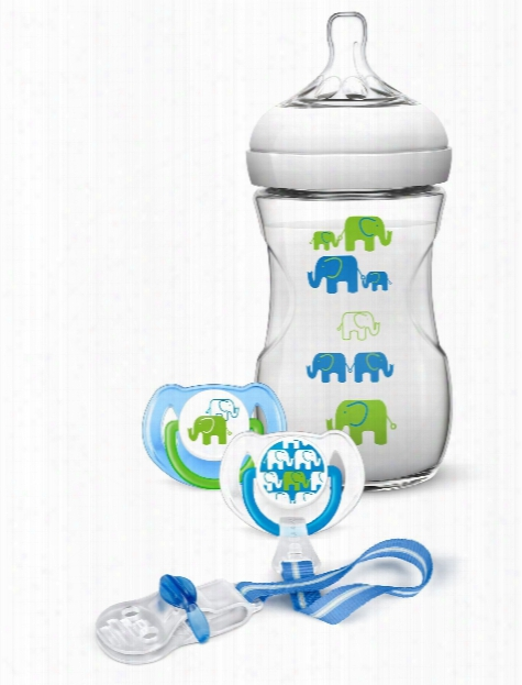 Avent Natural Gift Set Elephant