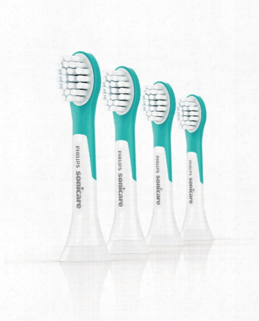Avent Philips Compact Toothbrush Heads Pack Of 4