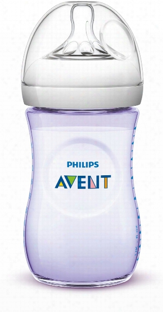 Avent Philips Natural Baby Bottle In Pastel Colours