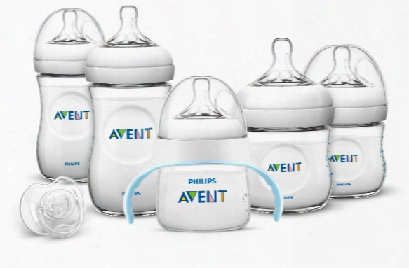 Avent Philips Natural Set With Trainer Cup