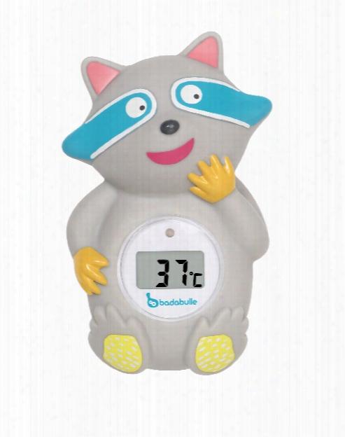 Badabulle Bath Thermometer Â�œracoonâ��