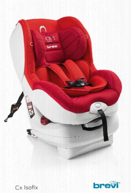 Brevi Child Car Seat Cx Isofix Tt