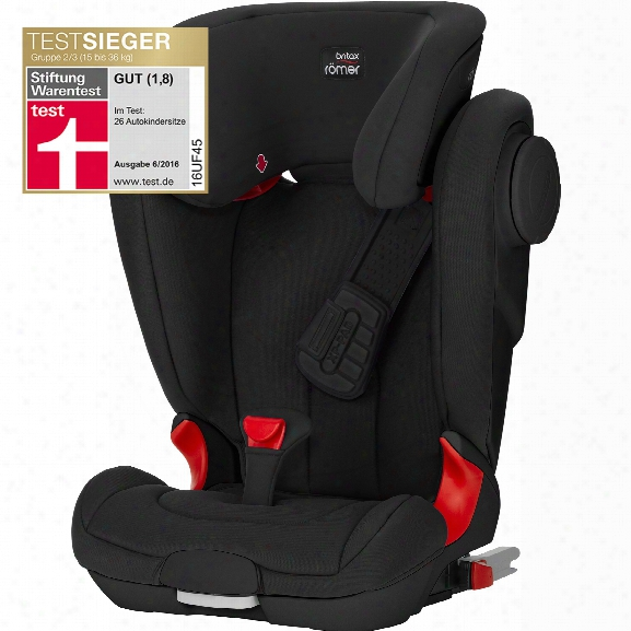 Britax Rã¶mer Child Car Seat Kidfix Ii Xp Sict - Black Series