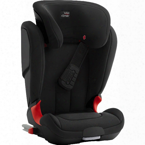 Britax Rã¶mer Child Car Seat Kidfix Xp - Black Series