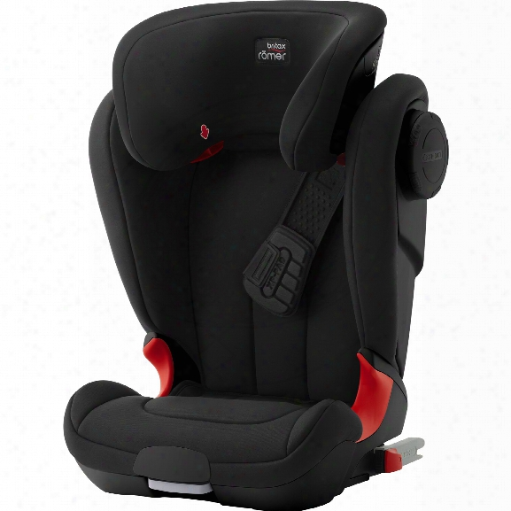 "Britax Rã¶mer Child Car Seat Kidfix Xp Sict Â�"" Black Series"
