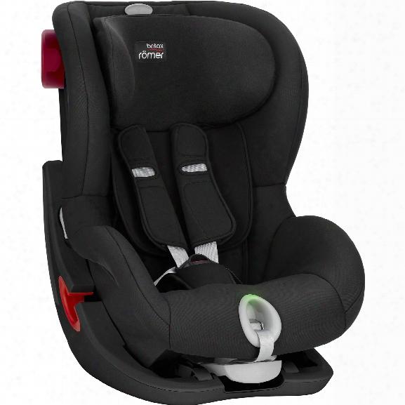 """Britax Rã¶mer Child Car Seat King Ii Ls Â�"""" Black Series"""