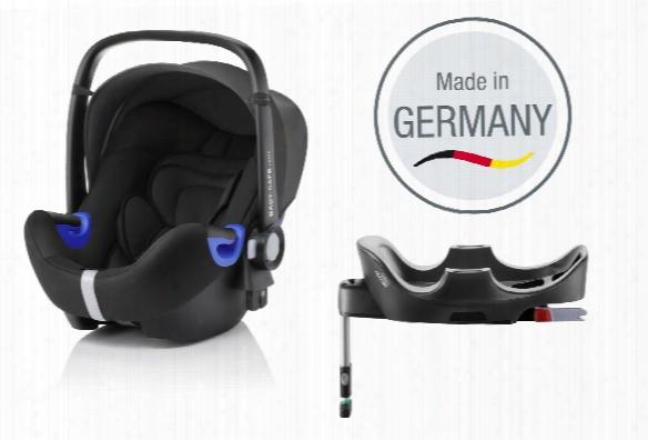 Britax Rã¶mer Infant Car Seat Baby Safe 2 I-size Including Flex Base