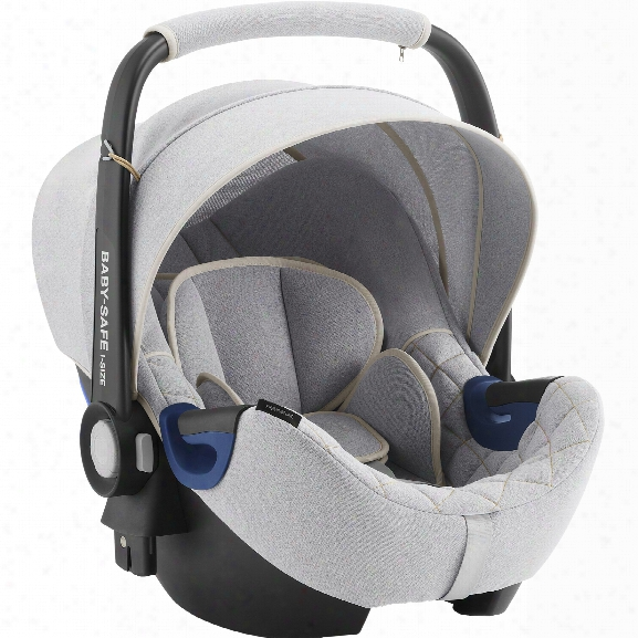 "Britax Rã¶mer Infant Car Seat Baby Safe 2 I-size Â�"" Special Edition Nordic Grey"