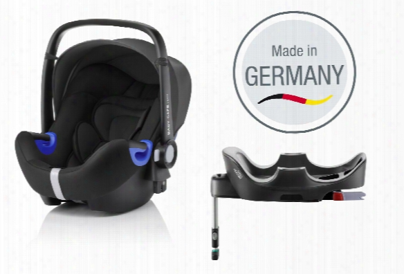 Britax Rã¶mer Infant Car Seat Baby Safe I-size Including Flex Base