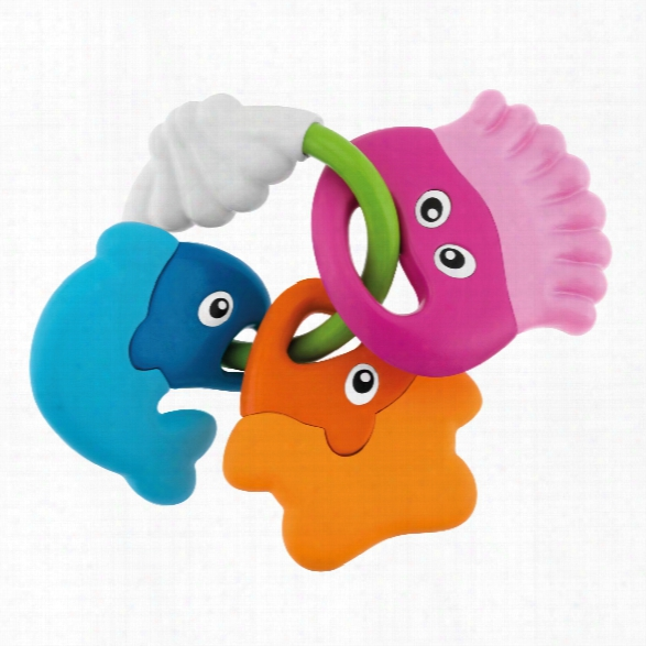 Chicco Baby Senses Clutching Toy Â�œfishâ��