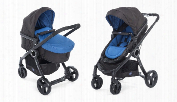 Chicco Complete Set Urban Plus Crossover + Chicco Â�žcolor Packâ�œ