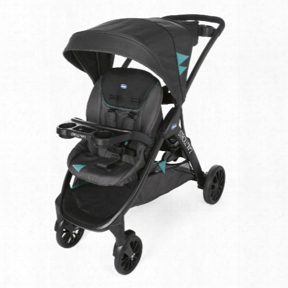 Chicco Double Stroller Stroll�in�2