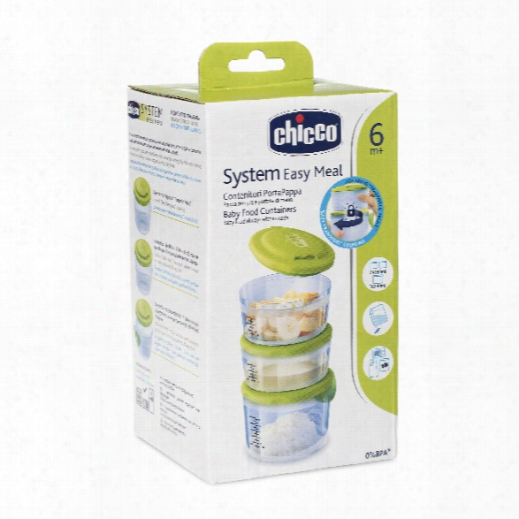 Chicco Easy Meal Baby Food System 6+