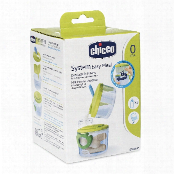Chicco Easy Meal Scoop System For Formula, 0+