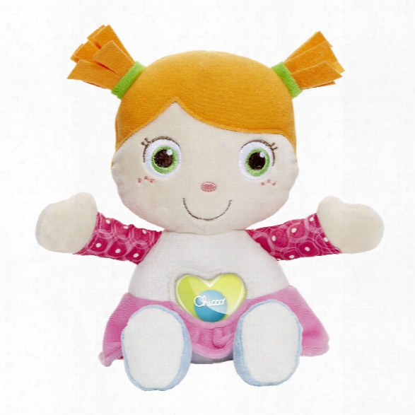 Chicco First Love Cuddly Doll Emily