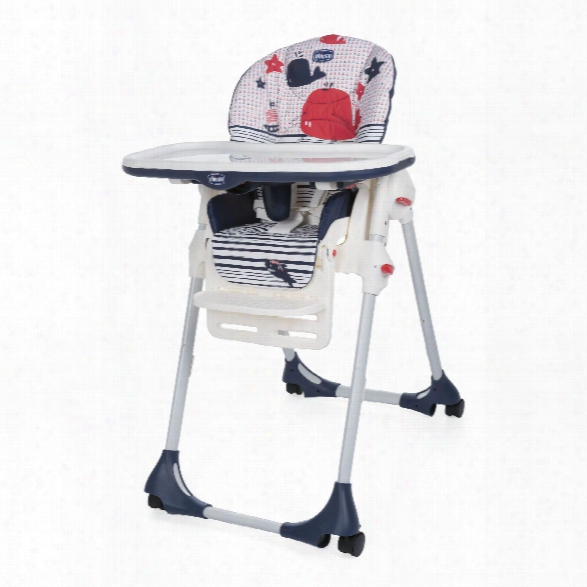 Chicco Highchair Polly Easy