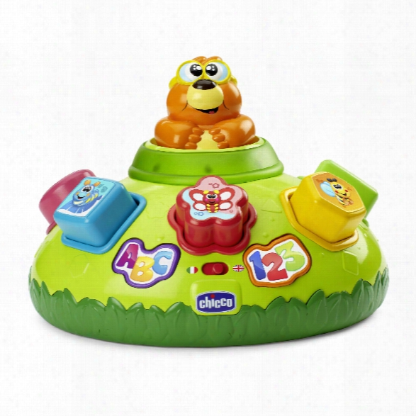 Chicco Shape Sorter Sam The Mole