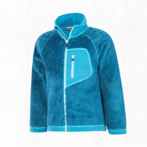 Color Kids Burma Fleece Jacket