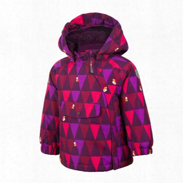 Color Kids Raidoni Padded Jacket With Plush Fabric