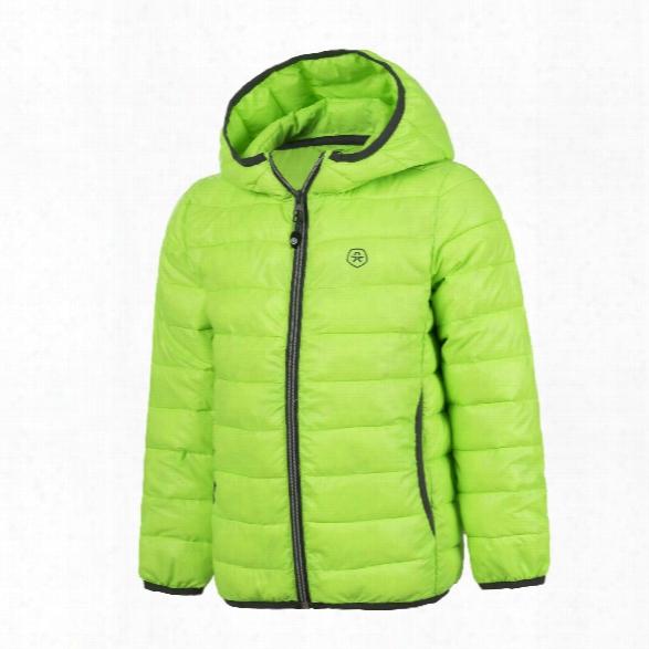 Color Kids Rakked Quilted Jacket