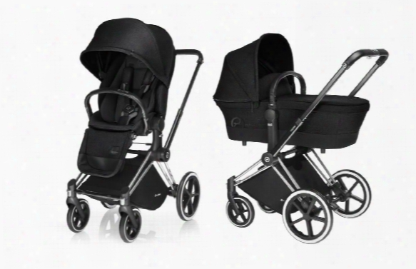 Cybex Platinum Stroller Priam Incl. Lux Seat And Carrycot
