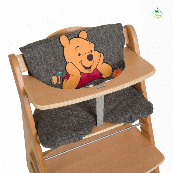 Disney High Chair Seat Pad Deluxe Winnie The Pooh