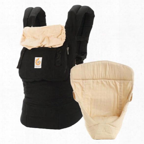 """Ergobaby Baby Carrier Original �"""" From Birth Bundle"""