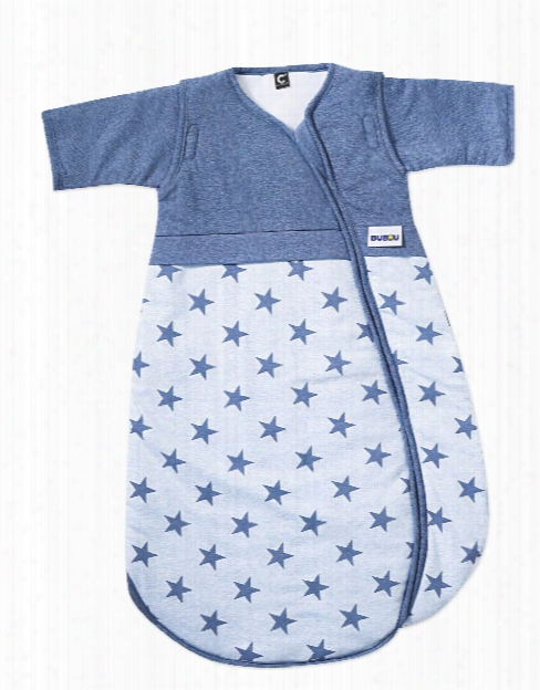 Gesslein Sleeping Bag Bubou, Big Stars Blue