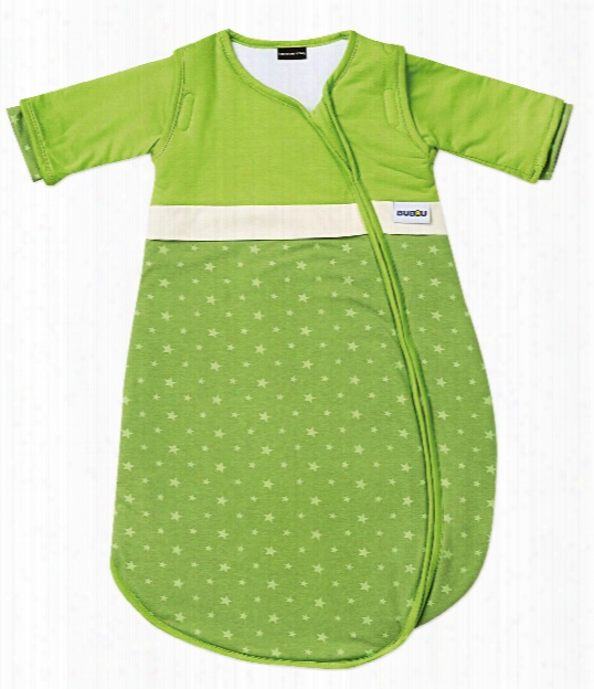 "Gesslein Sleeping Bag Bubou, Stars �"" Green"