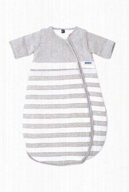 "Gesslein Sleeping Bag Bubou, Stripes �"" Grey"