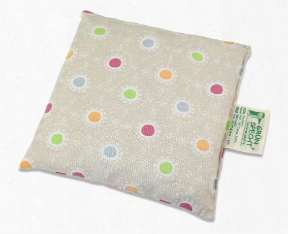 Grã¼nspecht Cherry Pit Pillow, 16 X 16 Cm