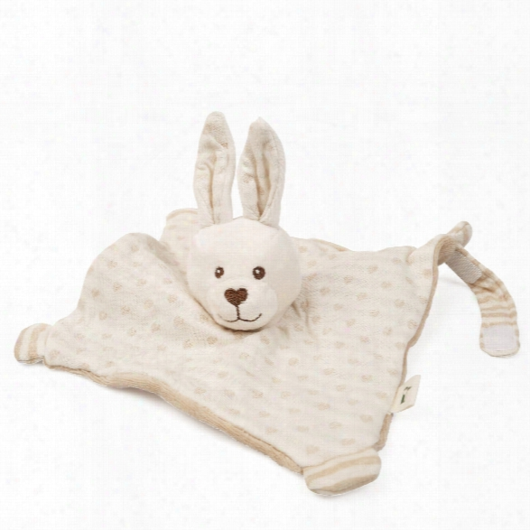 Grã¼nspecht Organic Cuddly Cloth Â�œrabbitâ��