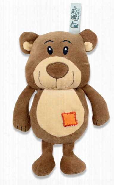 Grã¼nspecht Warming Cuddly Toy With Rapeseed For Babies
