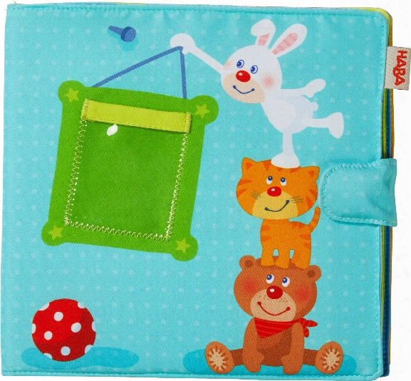 Haba Baby Photo Album Â�œplaymatesâ��
