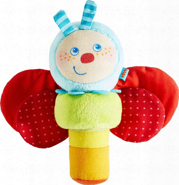 Haba Caterpillar Mina Clutching Toy
