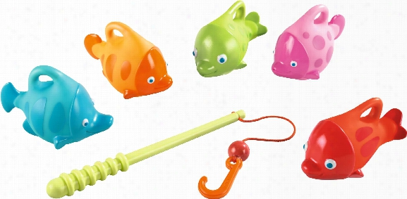 Haba Fishing Set Â�œsplish-splash Fishâ��