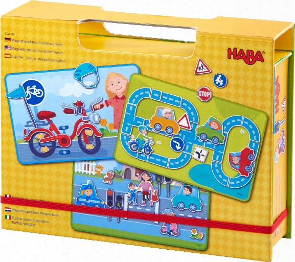 Haba Magnetic Game Box
