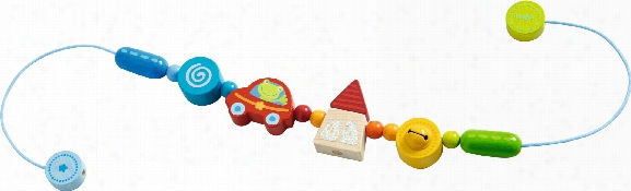 Haba Pram Decoration Whimsy City
