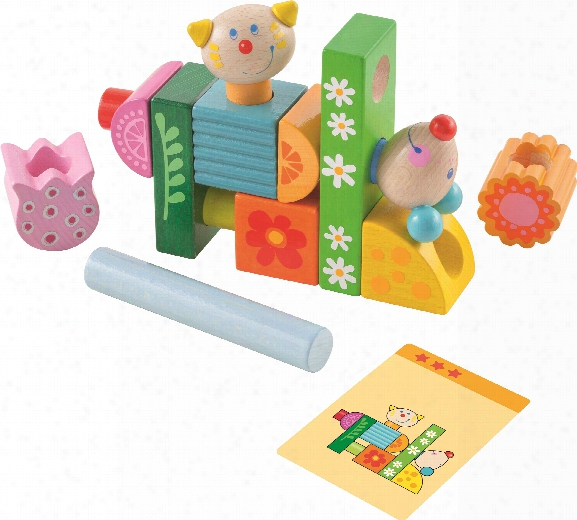 Haba Stacking Game Â�œcat And Mouseâ��