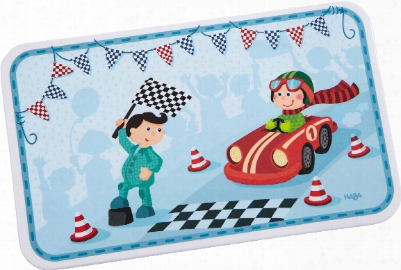 Haba Zippy Cars Breakfast Board